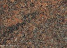 Sunset Mahogany Granite Material